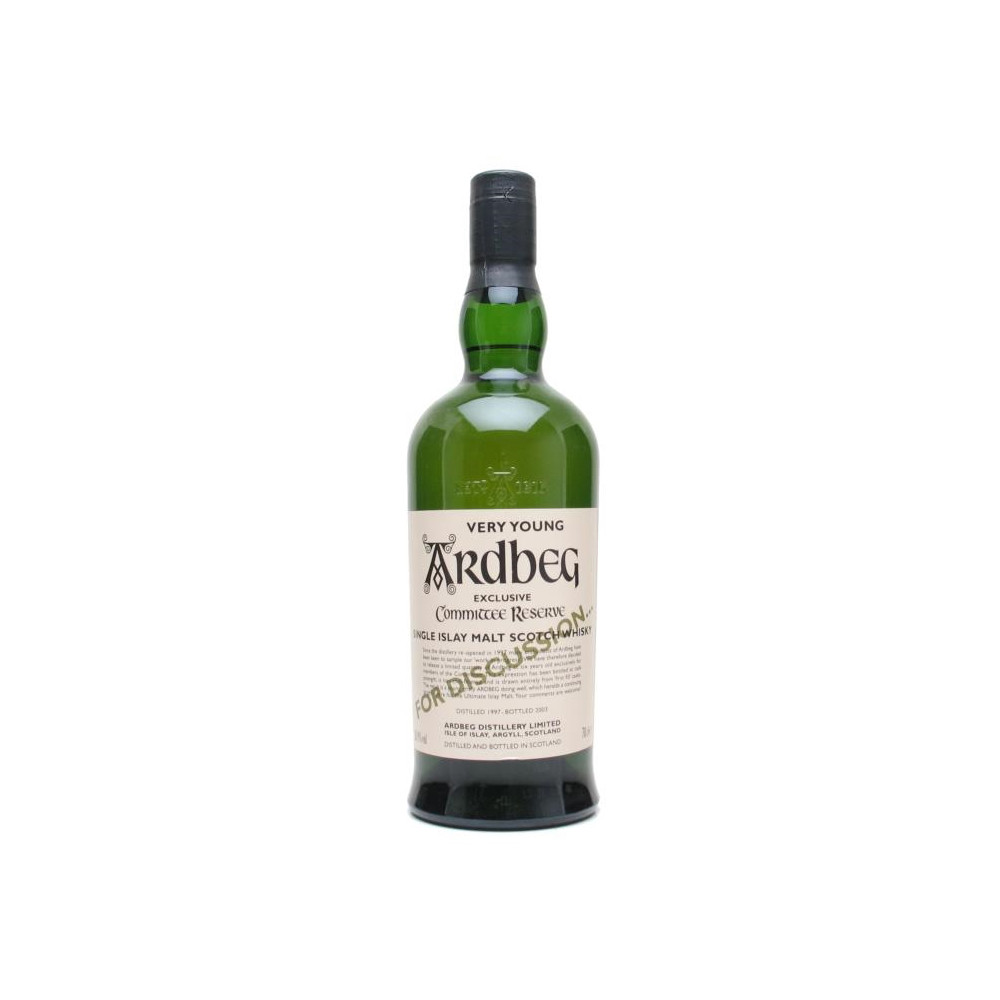 Ardbeg Collection Set (5x70cl)