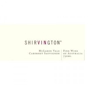Shirvington Cabernet Sauvignon 2006 (6x75cl)