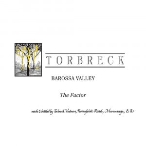 Torbreck The Factor 2004 (6x75cl)