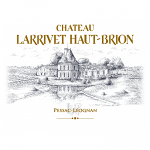 Larrivet Haut-Brion 2016 (12x75cl)