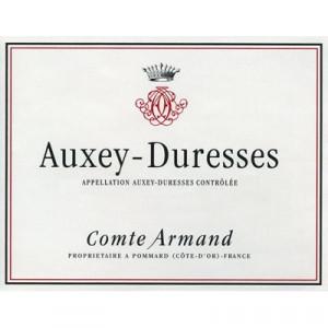 Comte Armand Auxey-Duresses Rouge 2015 (6x75cl)