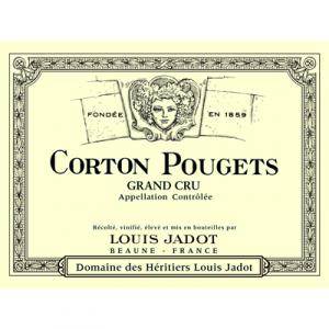 Domaine des Héritiers Louis Jadot Corton Pougets Grand Cru 2018 (6x75cl)