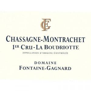 Fontaine-Gagnard Chassagne-Montrachet 1er Cru La Boudriotte 2015 (6x75cl)