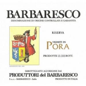 Produttori del Barbaresco Barbaresco Pora Riserva 2013 (6x75cl)