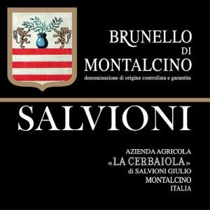 Salvioni Brunello di Montalcino La Cerbaiola 2012 (6x75cl)