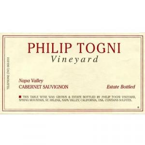 Philip Togni Cabernet Sauvignon 2008 (12x75cl)
