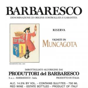 Produttori del Barbaresco Barbaresco Muncagota Riserva 2013 (6x75cl)
