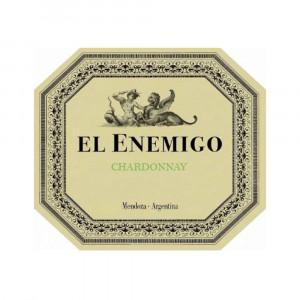 El Enemigo Chardonnay 2016 (12x75cl)