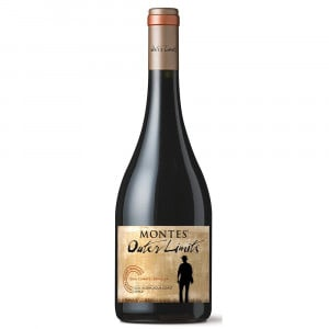 Montes Outer Limits Cool Climate Zapallar Syrah 2017 (6x75cl)