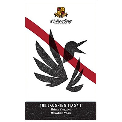 D'Arenberg Laughing Magpie Shiraz Viognier 2012 (6x75cl)