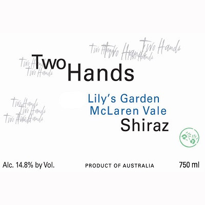 Two Hands Lily's Garden Shiraz 2006 (1x600cl)