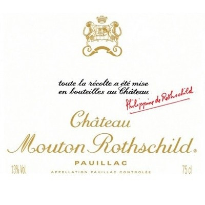 Mouton Rothschild 2016 (6x75cl)