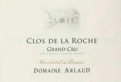 Arlaud Clos-de-la-Roche Grand Cru 2019 (6x75cl)