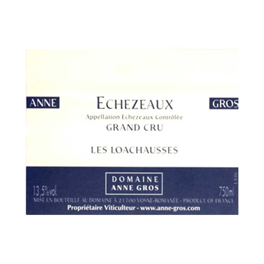 Anne Gros Echezeaux Grand Cru Les Loachausses 2018 (6x75cl)