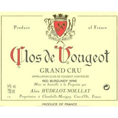 Hudelot-Noellat Clos-de-Vougeot Grand Cru 2018 (3x75cl)