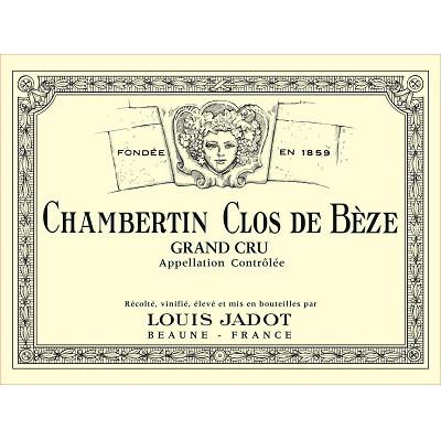Louis Jadot Chambertin-Clos-De-Beze Grand Cru 2018 (3x75cl)