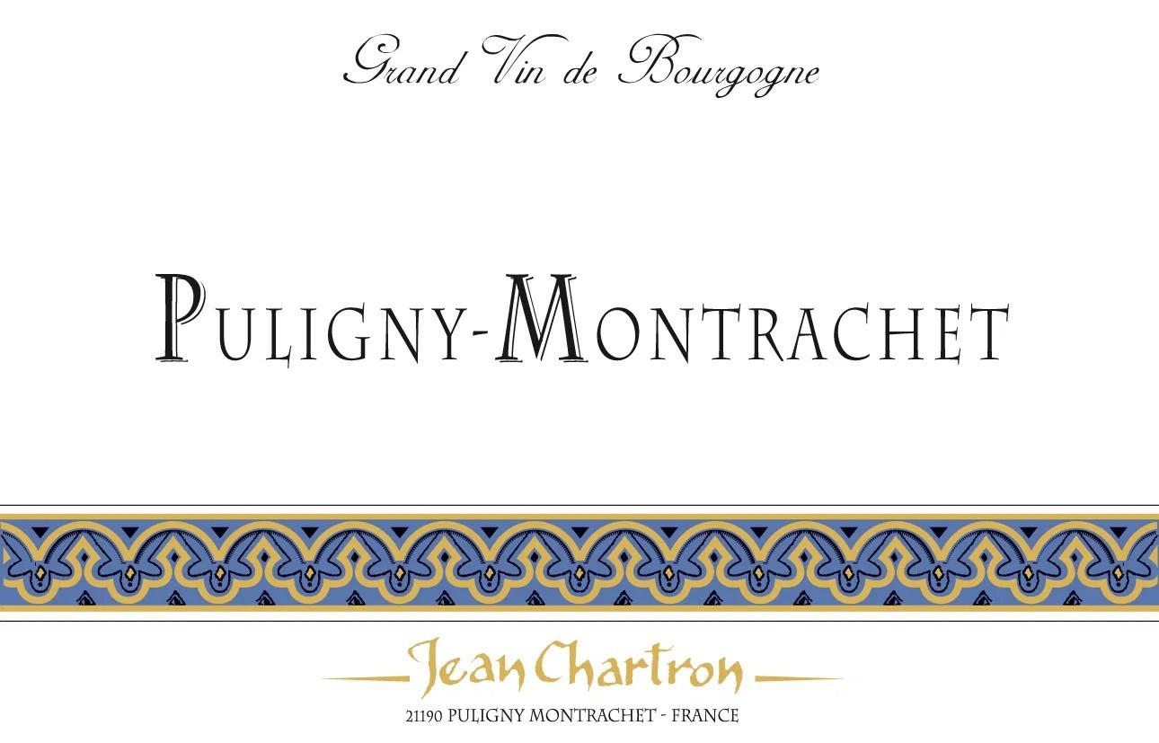 Jean Chartron Puligny-Montrachet 2018 (6x75cl)