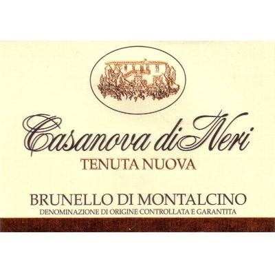 Casanova di Neri Brunello di Montalcino Tenuta Nuova 2015 (6x75cl)