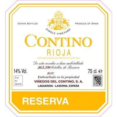 CVNE Contino Rioja Reserva 2010 (6x75cl)