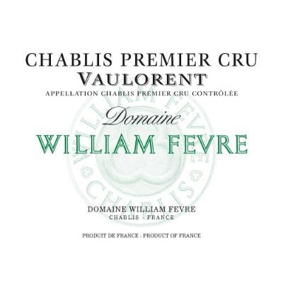 William Fevre Chablis 1er Cru Vaulorent 2017 (6x75cl)