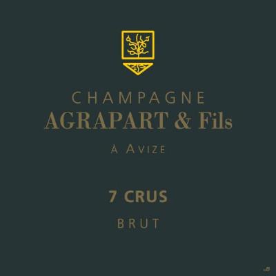 Agrapart 7 Crus Blanc de Blancs Br NV (6x75cl)