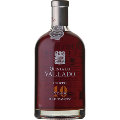 Quinta do Vallado Tawny 10 Years Old NV (6x50cl)
