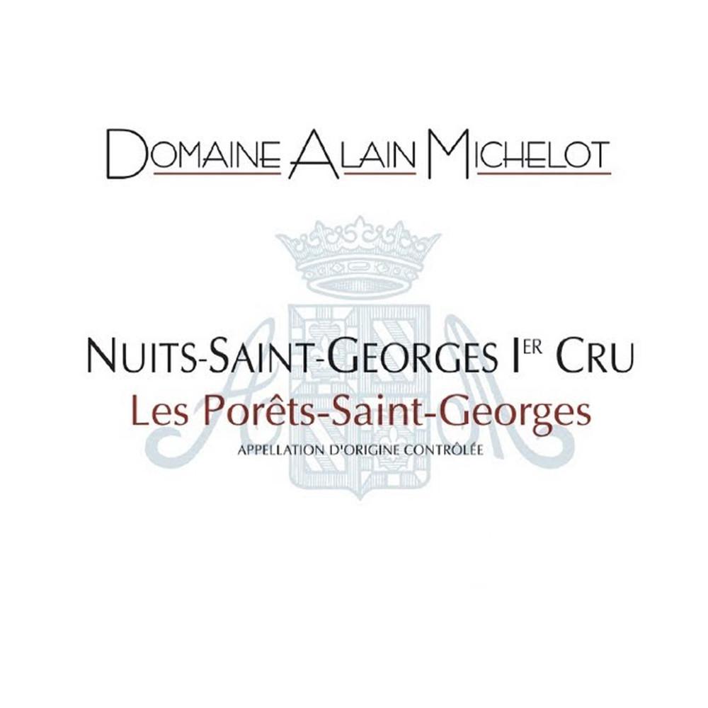 Alain Michelot Nuits Saint Georges Champs Perdrix 2013 (12x75cl)