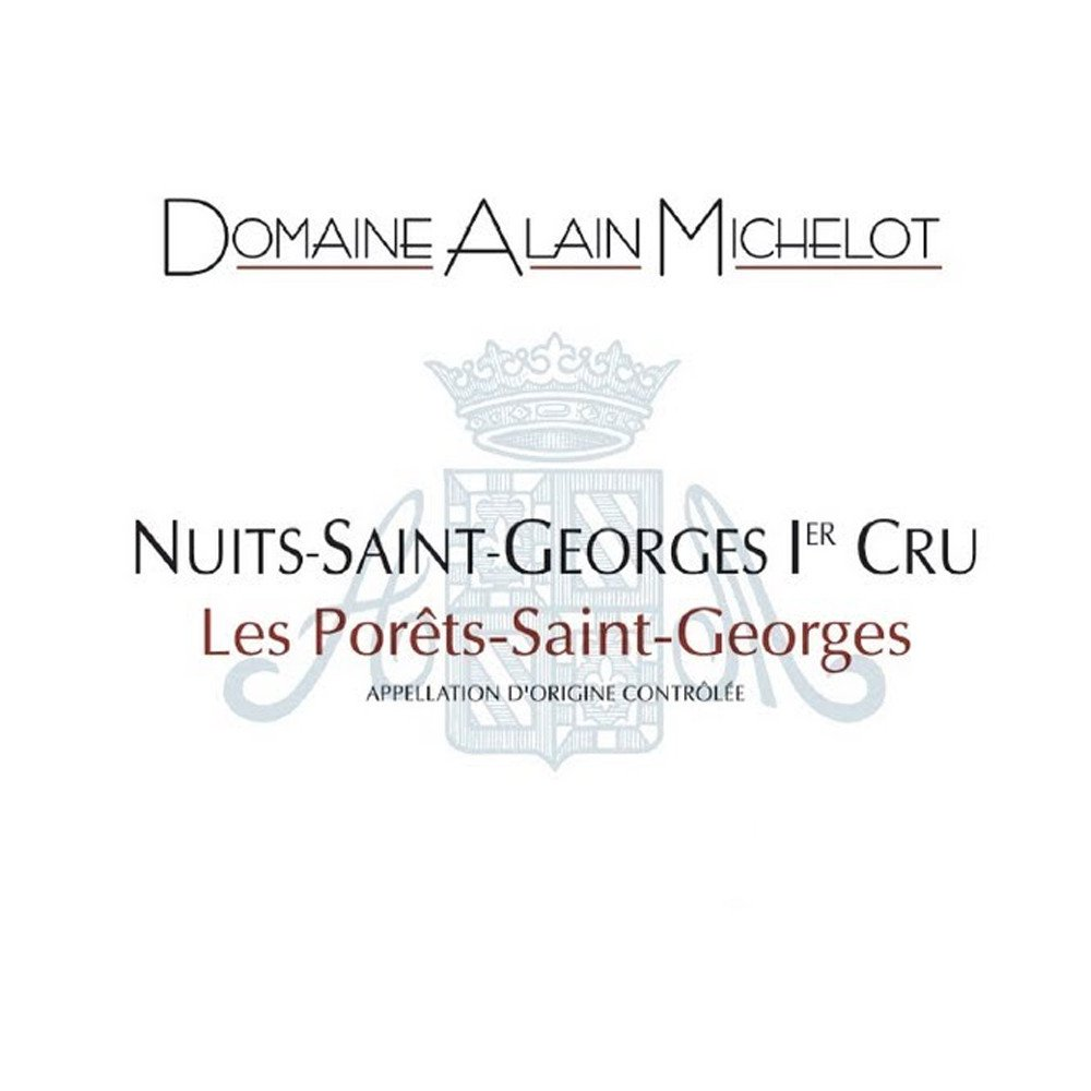 Alain Michelot Nuits Saint Georges Champs Perdrix 2015 (12x75cl)