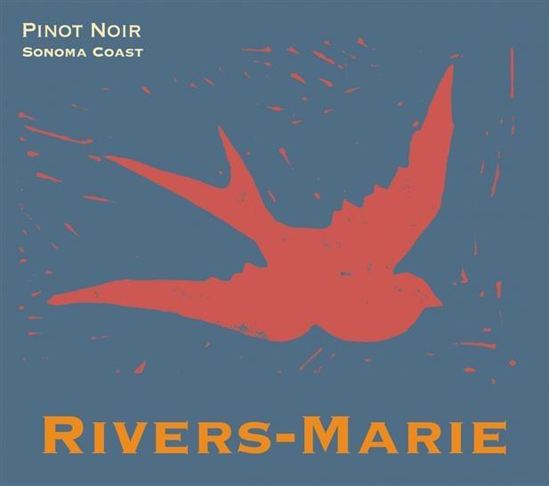 Rivers Marie Pinot Noir 2018 (12x75cl)