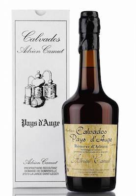 Adrien Camut Calvados Pays Auge Reserve Adrien NV (1x70cl)