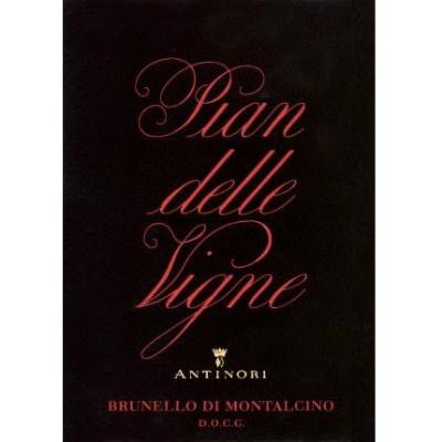 Antinori Brunello di Montalcino Pian delle Vigne 2016 (6x75cl)