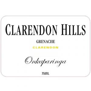 Clarendon Hills Onkaparinga Grenache 2006 (6x75cl)