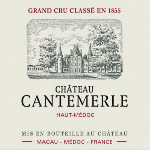 Cantemerle  2017 (6x75cl)