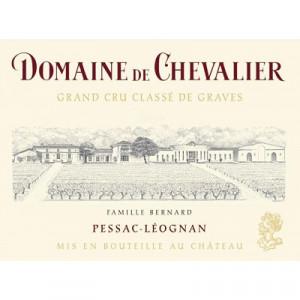 Domaine de Chevalier 2015 (12x75cl)