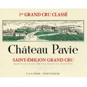Pavie 2016 (6x75cl)