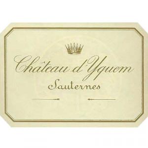 D'Yquem 1999 (12x37.5cl)