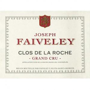 Faiveley Clos de la Roche Grand Cru 2013 (6x75cl)
