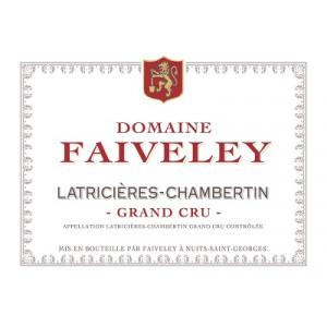 Faiveley Latricieres-Chambertin Grand Cru 2018 (6x75cl)