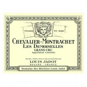 Domaine des Héritiers Louis Jadot Chevalier-Montrachet Les Demoiselles Grand Cru 2018 (6x75cl)