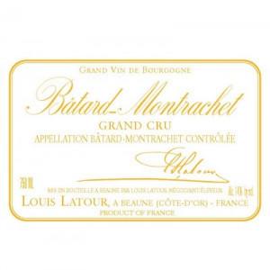 Louis Latour Batard-Montrachet Grand Cru 2018 (6x75cl)