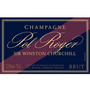 Pol Roger Sir Winston Churchill 2008 (6x75cl)
