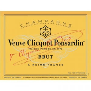Veuve Clicquot Yellow Label NV (6x75cl)