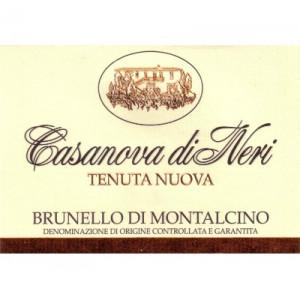 Casanova di Neri Brunello di Montalcino Tenuta Nuova 2013 (6x75cl)