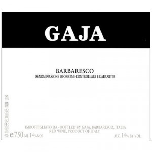 Gaja Barbaresco 2017 (6x75cl)