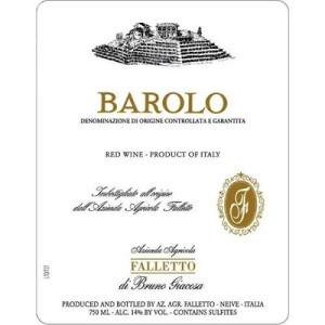 Bruno Giacosa Barolo Falletto 2016 (6x75cl)