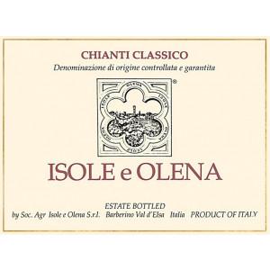 Isole e Olena Chianti Classico 2016 (12x75cl)