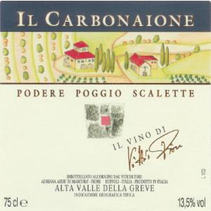 Poggio Scalette Il Carbonaione 2013 (6x75cl)