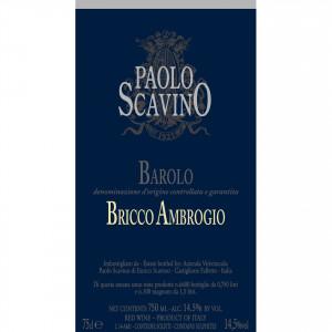 Paolo Scavino Barolo Bricco Ambrogio 2010 (6x75cl)