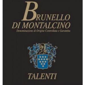 Talenti Brunello di Montalcino 2015 (6x75cl)