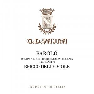 GD Vajra Barolo Bricco Delle Viole 2015 (6x75cl)